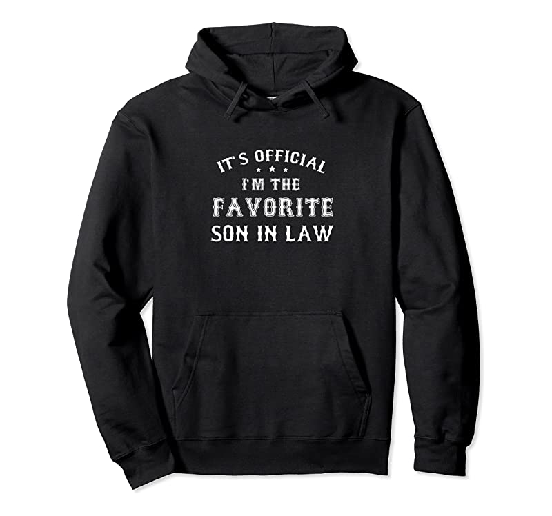 Trending Mens Favorite Son In Law Funny Gift From Father Mother In Law T Shirts
