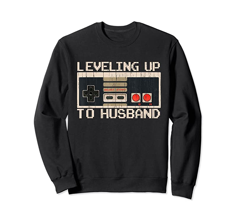 Trending Mens Leveling Up To Husband Bachelor Party T Shirts
