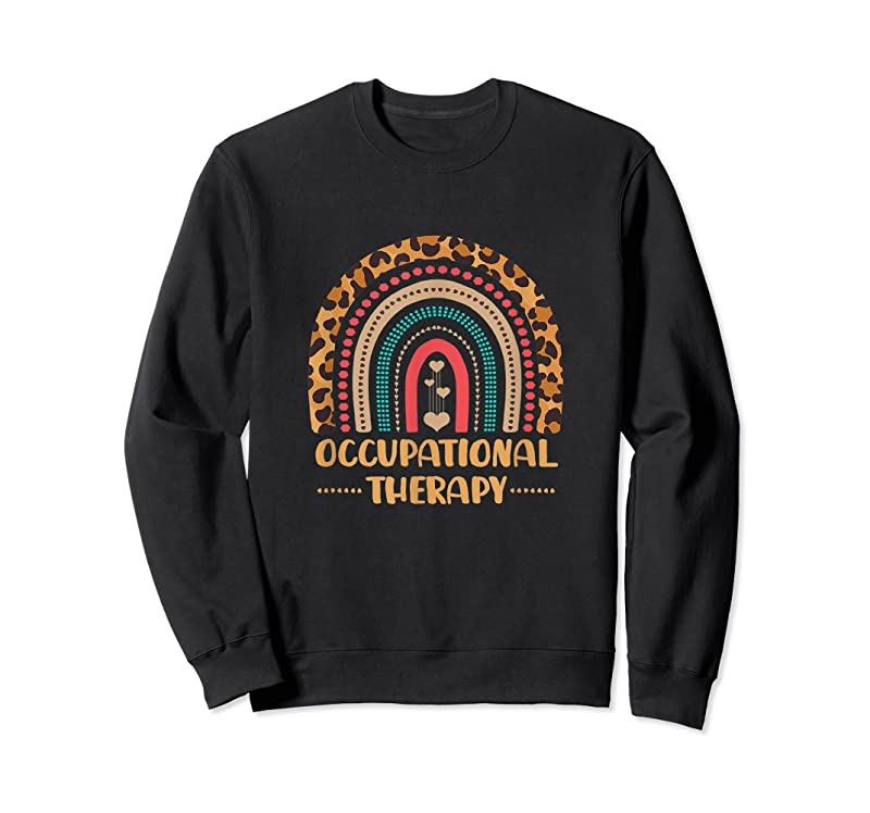 Trending Occupational Therapy Rainbow Cute Ot Therapist T Shirts