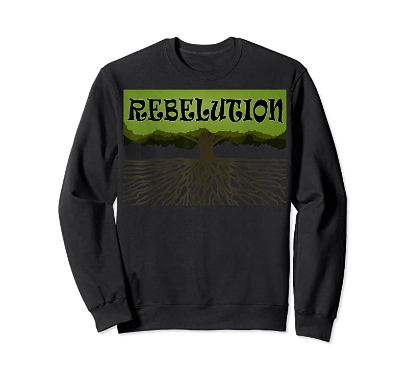 Trending Rebelution Bright Side Of Life T Shirts