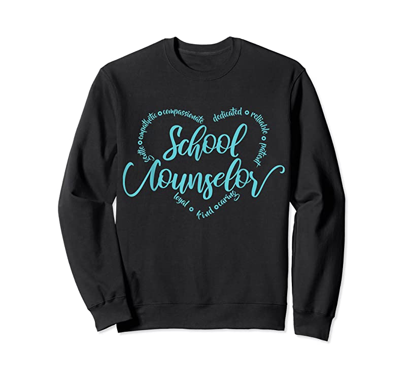 Trending School Counselor Appreciation Gift T Shirts