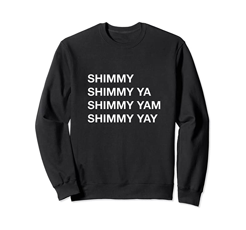 Trending Shimmy Shimmy Hiphop Oldschool Rap Tee 90s Music T Shirts