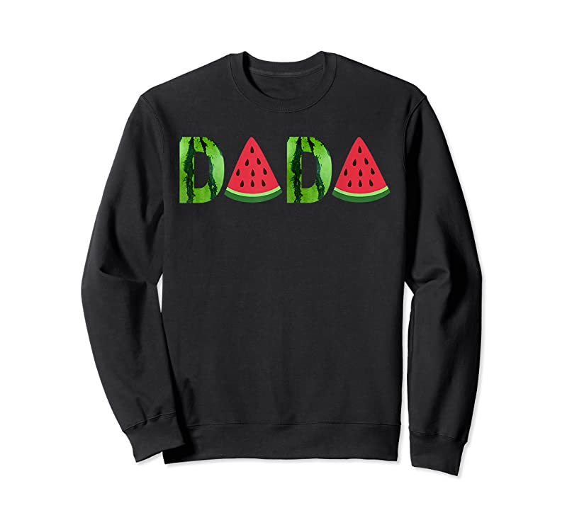 Trending Summer Dad Dada Watermelon One In A Melon Party Dad Daddy T Shirts