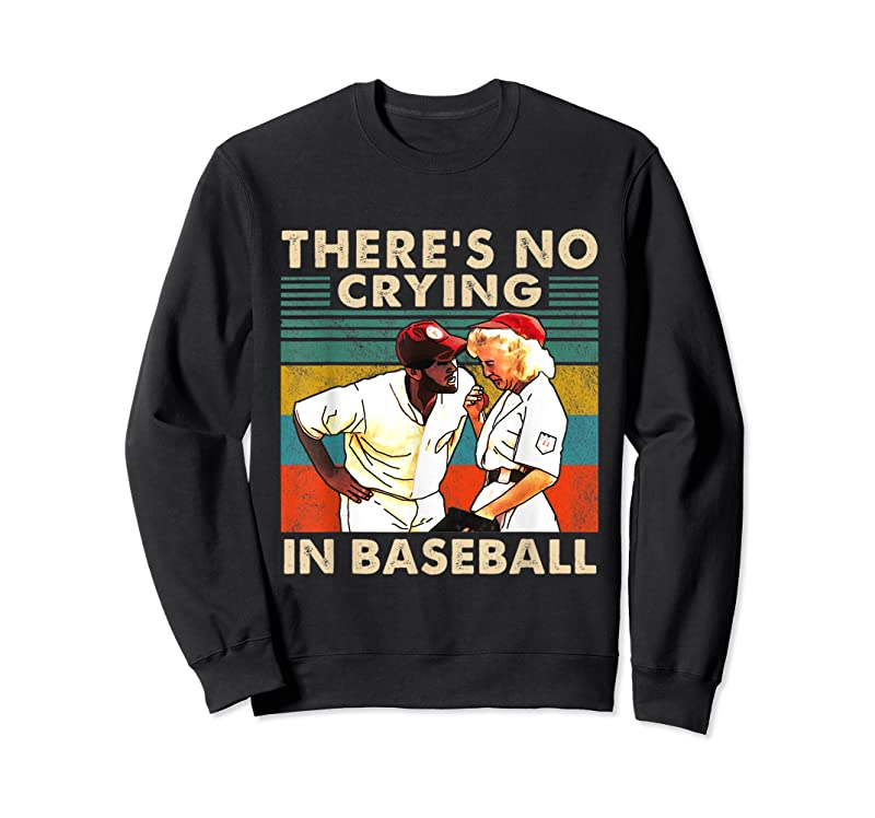 Trending There's No Crying In Funny Baseball T Shirts