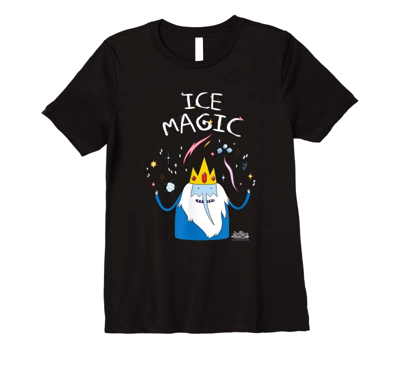 Trends Adventure Time Ice King Magic T Shirts