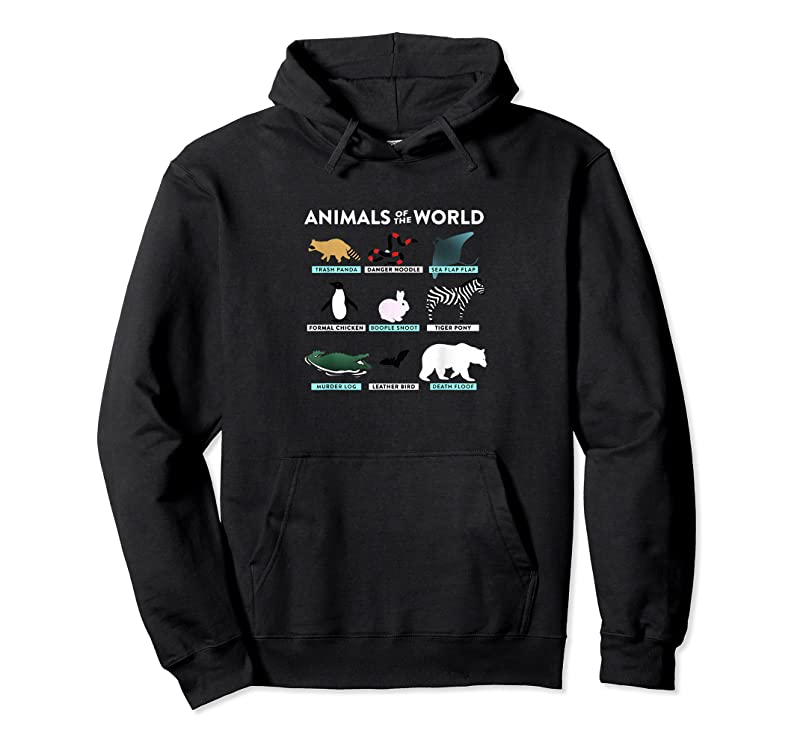Trends Animals Of The World The Original T Shirts