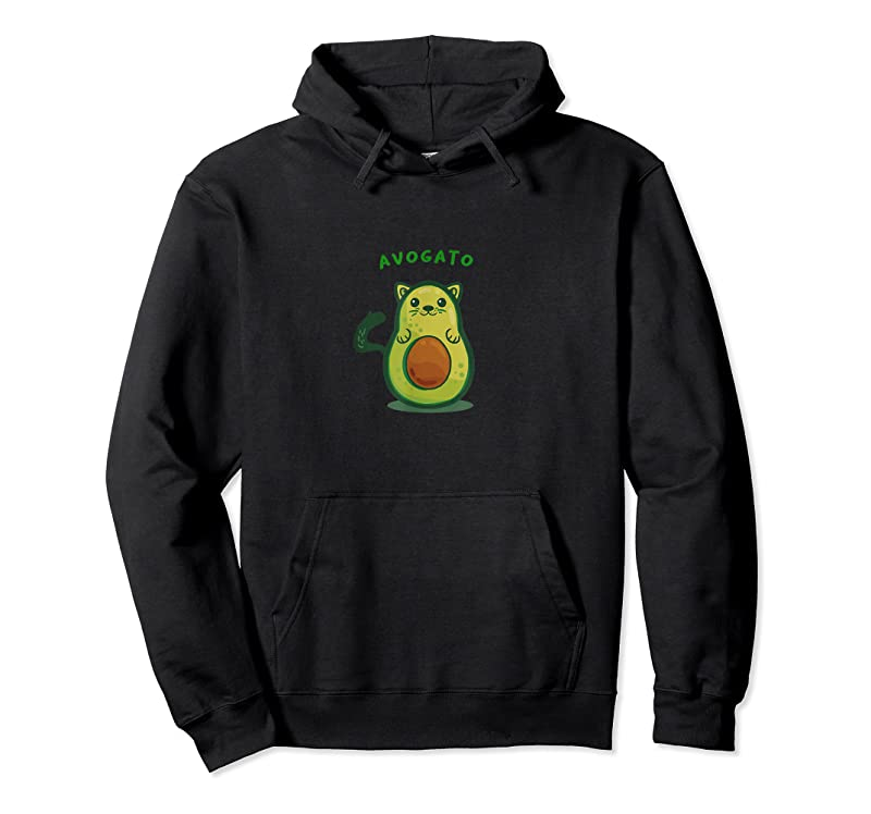 Trends Avogato Crossbreed Between An Avocado And A Small Kitten T Shirts