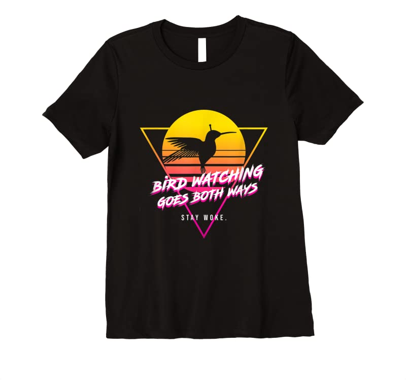 Trends Birds Birdwatching Goes Both Ways They Arent Real Truth Meme T Shirts