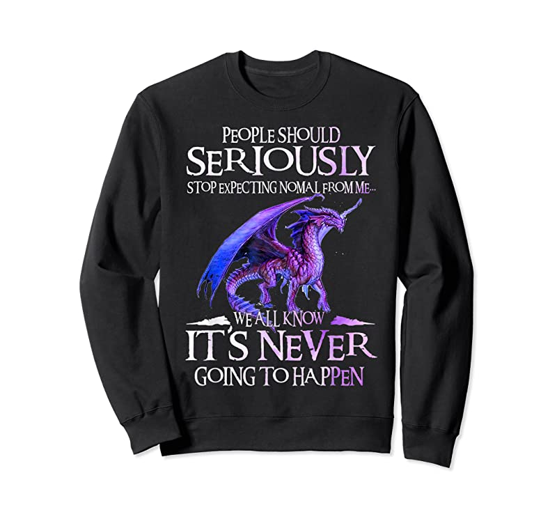 Trends Dragon Seriously Dragon For Men Womens T Shirts