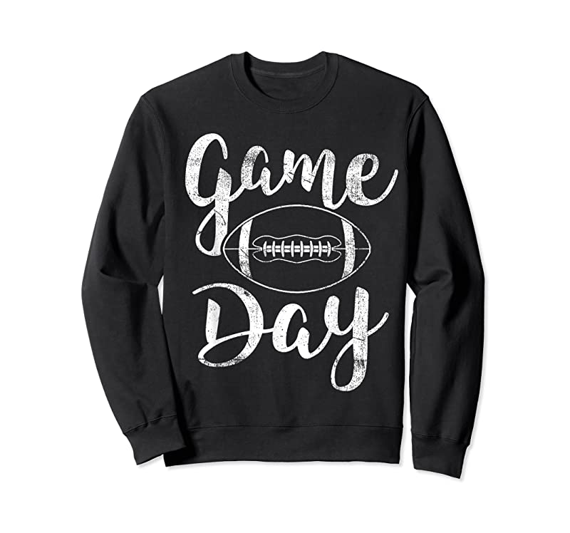 Trends Game Day Football Cute Football Top T Shirts