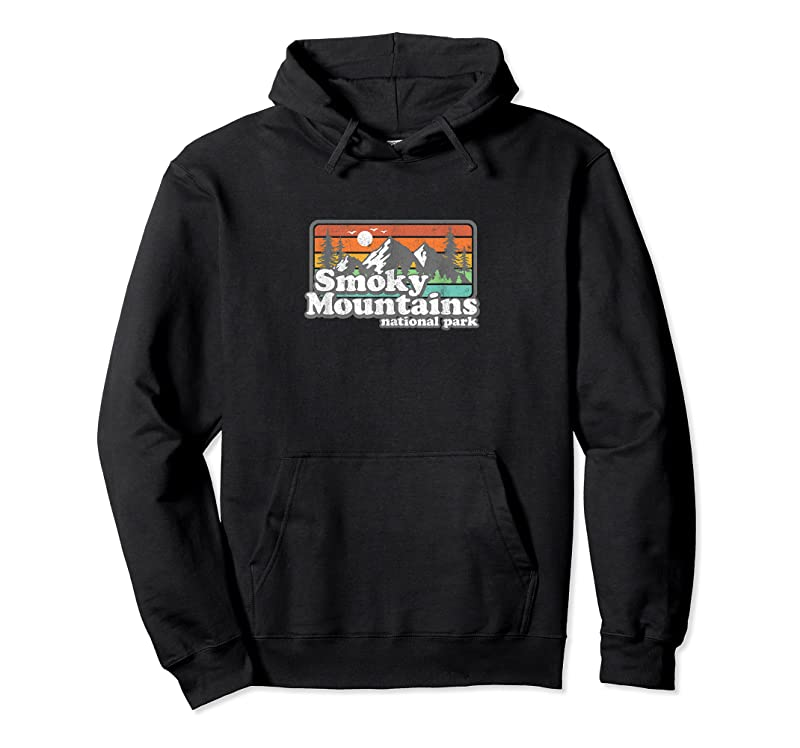 Trends Great Smoky Mountains National Park Hiking Camping Gift Idea T Shirts