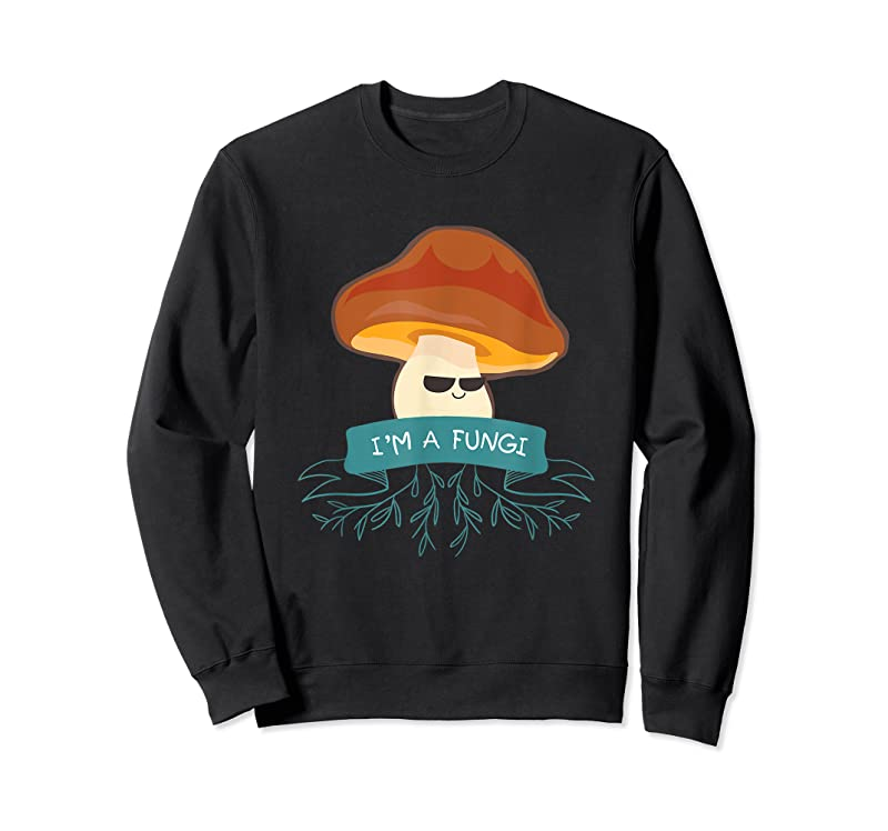 Trends I'm A Fungi I For Vegetable Mushrooms Food Lover T Shirts