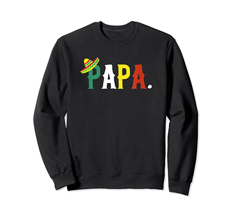 Trends Mexican Fiesta Birthday Party Theme Papa Matching Family Dad T Shirts