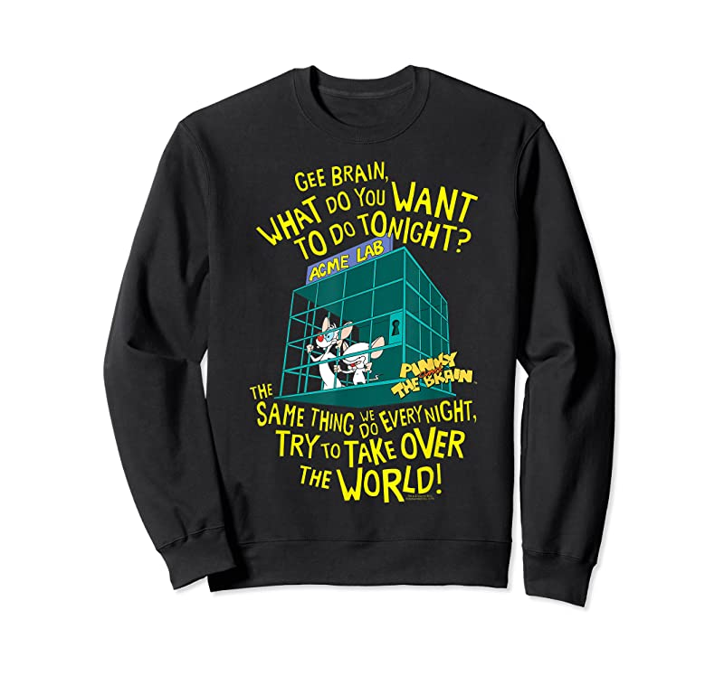 Trends Pinky And The Brain The World T Shirts
