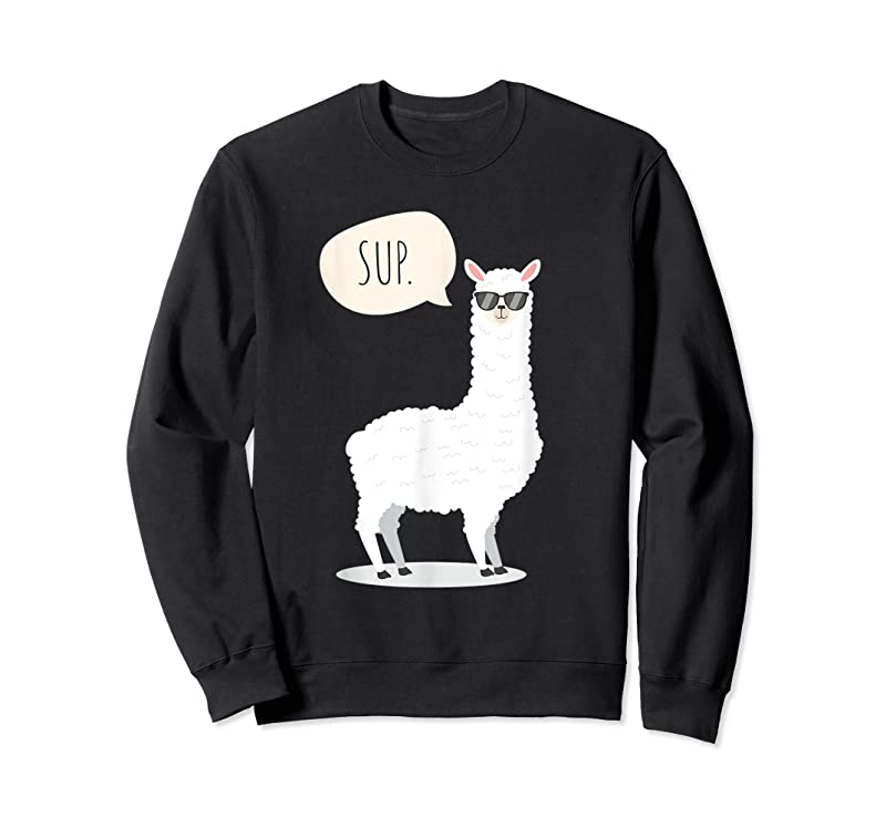 Trends Sup No Drama Llama Funny Cute Gift For Kids Amp; Adults T Shirts