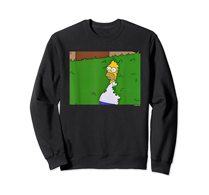 Trends The Simpsons Homer Hedge Meme T Shirts
