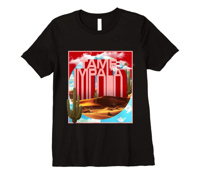 Trends The Tame Show Rush Impala Gift For Her T Shirts