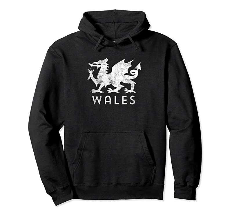 Unisex Rugby Welsh Red Dragon Flag Of Wales T Shirts