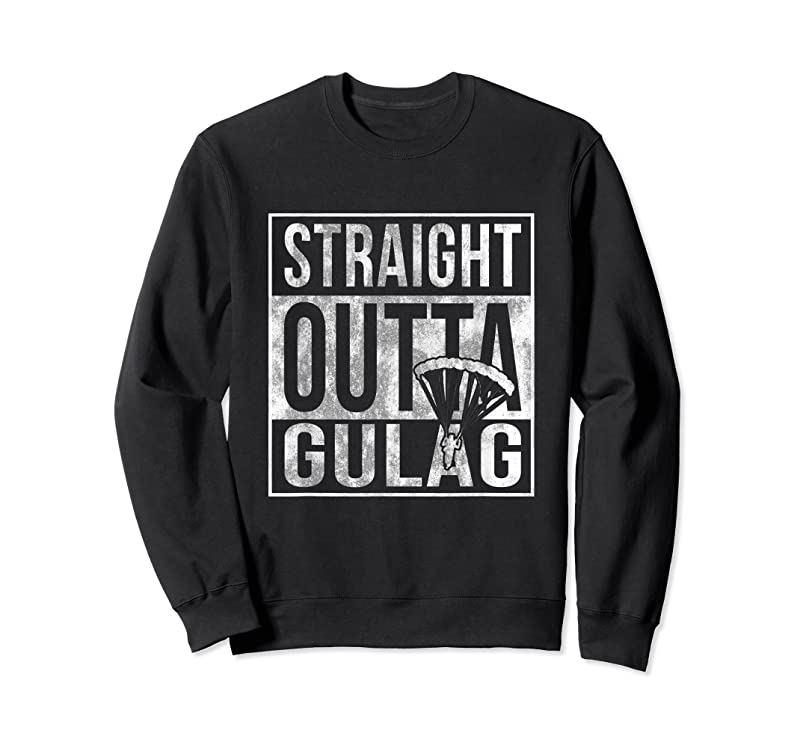Unisex Straight Outta Gulag Gaming T Shirts